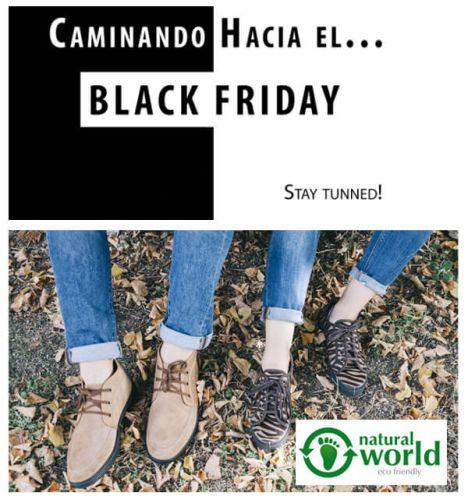 Black Friday Vegano de Natural World Eco