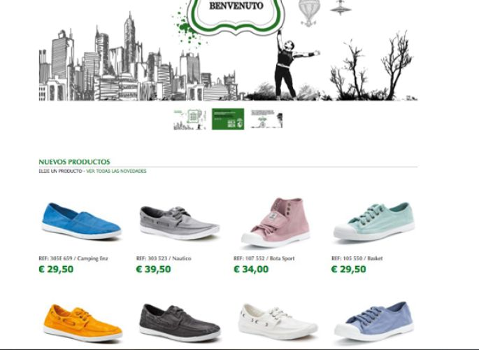 Natural world shoes shop online