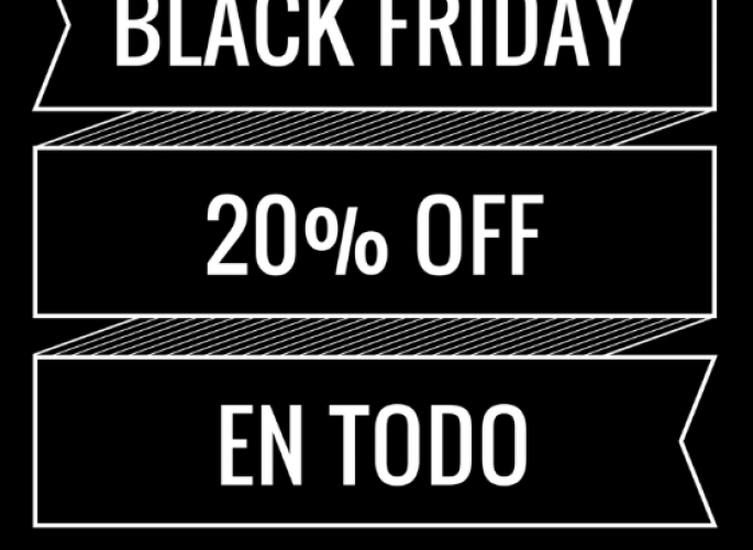 Black Friday en Natural World Eco