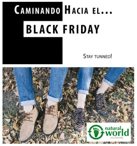 Black Friday Vegano de Natural World Eco