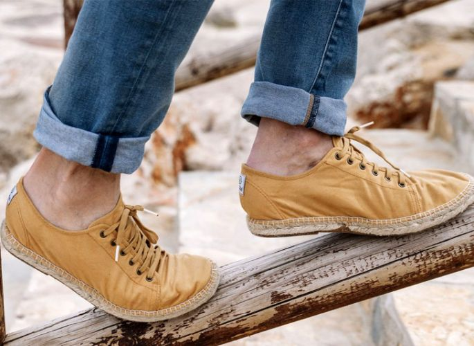 comfortable shoes of Natural World Eco