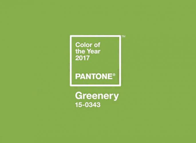Greenery: The Color of the Promise