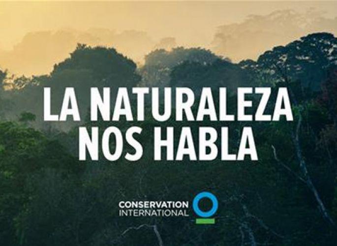 La naturaleza nos habla