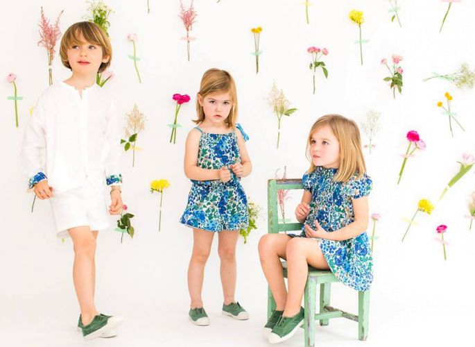 Moda Infantil y Natural World Eco