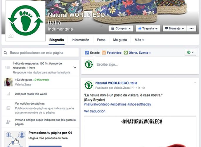 Natural World Eco Italia