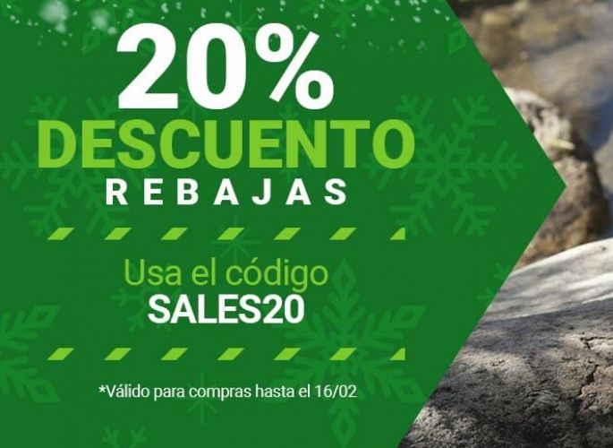 rebajas Natural World Eco