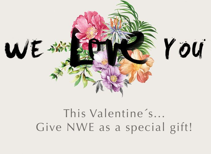 THIS VALENTINE´S DAY GIVE NATURAL WORLD ECO