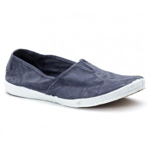 Zapatillas de Bio casa zapato - Turquesa, 36