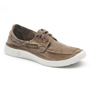 Zapatos negros Natural World para hombre CjMs83D