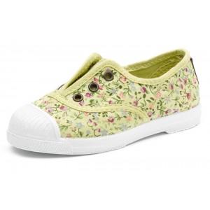 Chaussures De Toile Du Monde Naturel Fille Rose 21 470 B2fsx8ITk