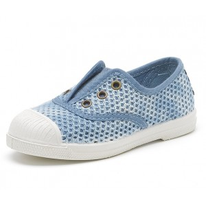 Zapatos azules Natural World infantiles Gu3jjop
